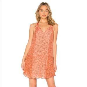 Joie Hirani Dress In Cinnamon